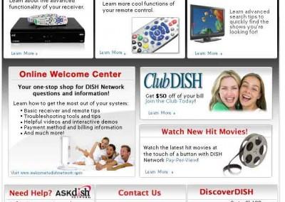 DishNetwork DAY 30 email sample